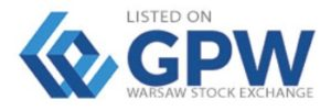 Listed on GPW